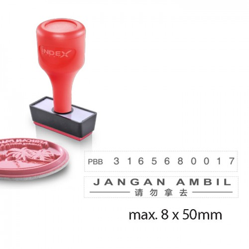 rubber stamp RS850
