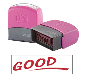 GOOD (10x38mm, AE stamp)