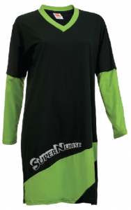 Super Nurse 3 Muslimah - LIME GREEN (Bk)