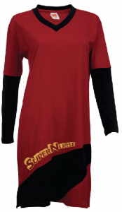 Super Nurse 3 Muslimah - RED (Gold)