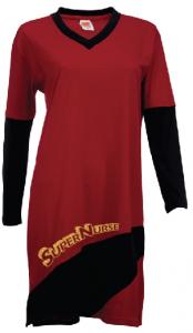 Super Nurse 3 Muslimah - RED (Gold)