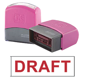 DRAFT (10x38mm, AE stamp)