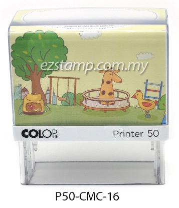 COLOP P50-CMC-16 (22x58mm)