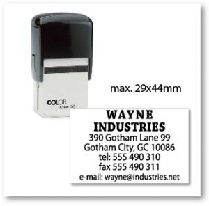 COLOP P53 (29x44mm)