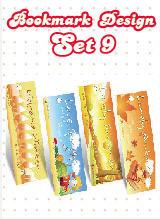 Bookmark Set 9