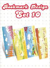 Bookmark Set 10