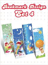 Bookmark Set 4