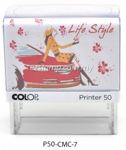 COLOP P50-CMC-7 (29x68mm)