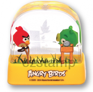 Angry Birds WW17  (34mm x 14mm)