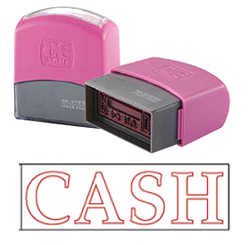 CASH (10x38mm, AE stamp)