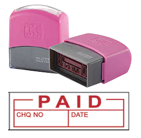 PAID 2(10x38mm, AE stamp)
