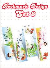 Bookmark Set 8