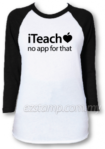 TT01 (iTeach Teacher T-shirt)