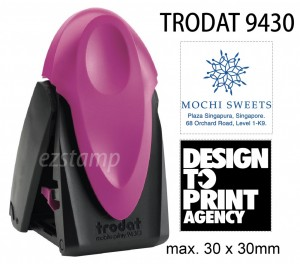 Trodat 9430 (30x30mm)