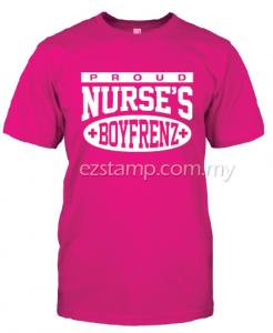 Nurses Boyfrenz SN15 (Unisex) - Pink