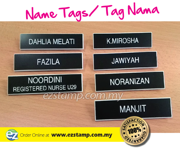 name tag for teacher