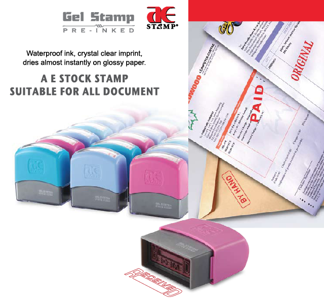 AE StockSTAMP
