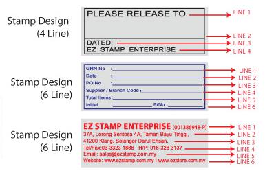 trodat stamp 4925