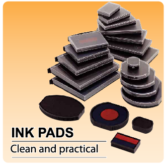 Replacement Ink and Ink Pads
