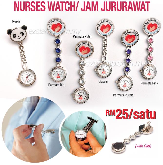 nurses watch