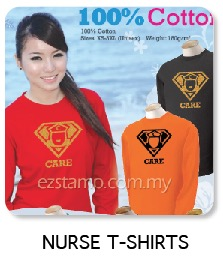 T-shirt for nurse