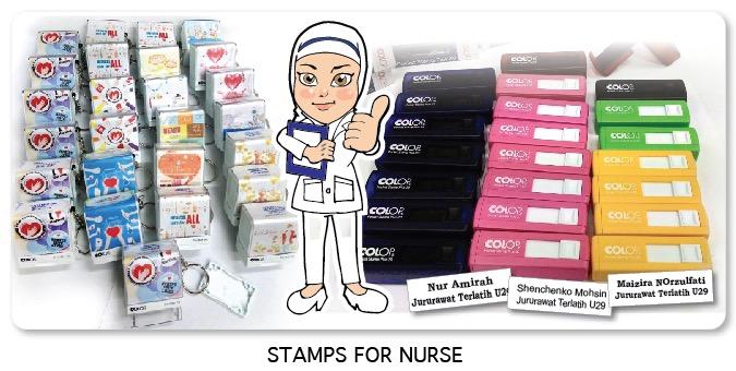 EZ Stamp for Nurses