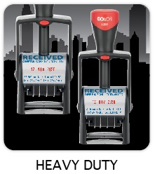 colop heavy duty stamp