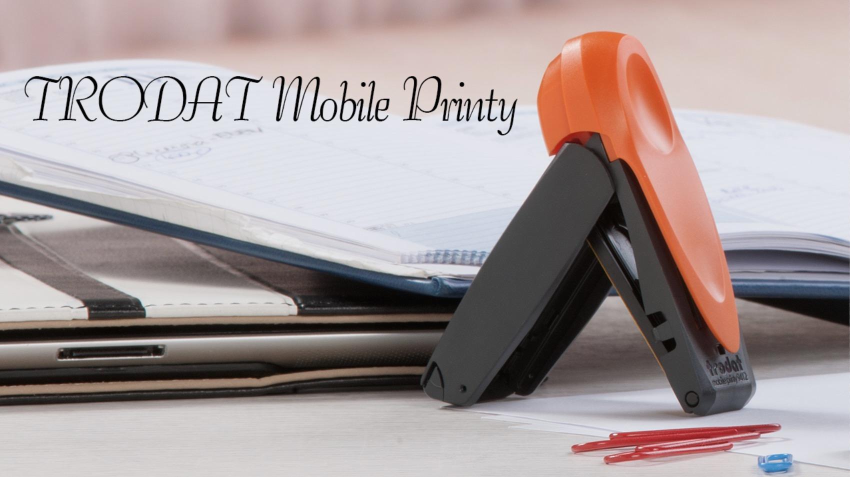 Trodat Mobile Printy