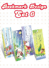 Bookmark Set 6