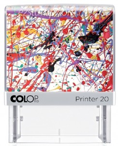 COLOP P20-ACTION PAINTING