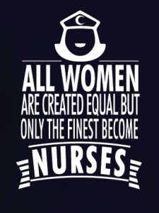 Only Finest Become Nurses