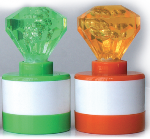 Light-Up Cartoon Stamp