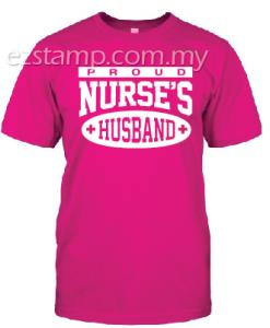 Nurses Husband SN14 (Unisex) - Pink