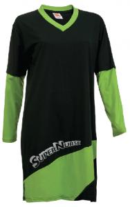 Super Nurse 3 Muslimah - LIME GREEN (Bk)