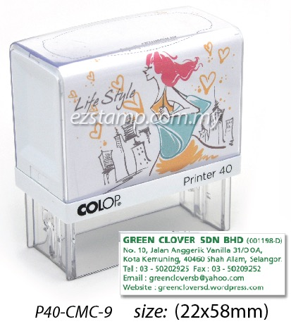 EZ COLOP COMIC STYLE/ LIFTSTYLE