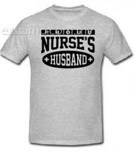 Nurses Husband SN14 (Unisex) - Grey