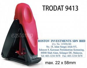 Trodat Mobile 9413