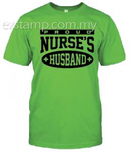 Nurses Husband SN14 (Unisex) - Green
