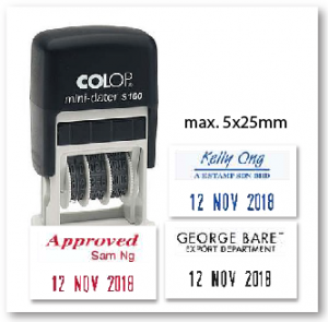 COLOP S160 (5x25mm)
