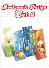Bookmark Set 3