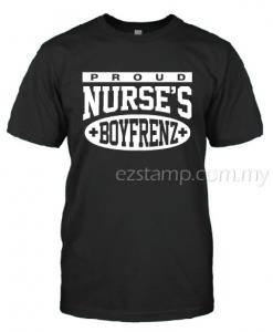 Nurses Boyfrenz SN15 (Unisex) - Black