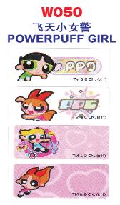 W050 PowerPuff Girl 飞天小女警(大)