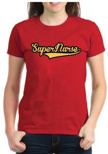Super Nurse Tee 7-