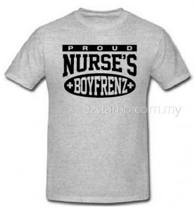 Nurses Boyfrenz SN15 (Unisex) - Grey