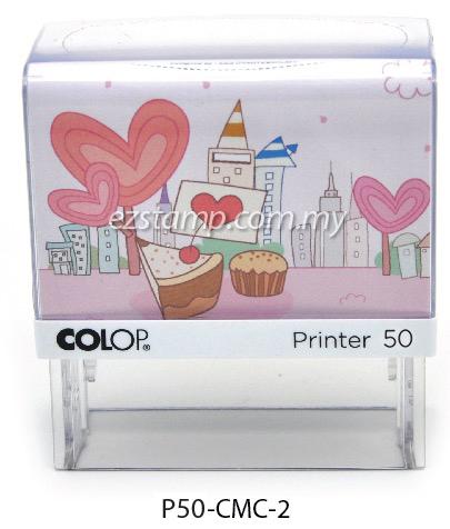 COLOP P50-CMC-3 (29x68mm)