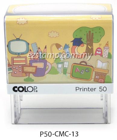 COLOP P50-CMC-13 (29x68mm)