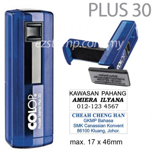 COLOP Pocket PLUS 30