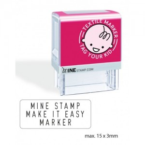 Minestamp Personalized Label Stamp