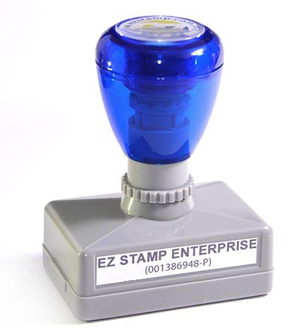 ezstamp pre-inked stamp