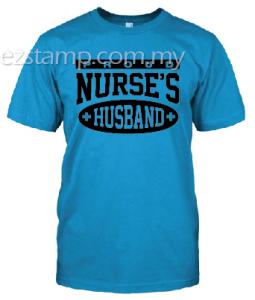 Nurses Husband SN14 (Unisex) - Blue